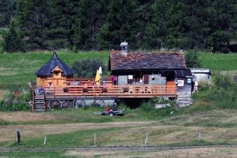 Camping à la Ferme La Grange du Travérole